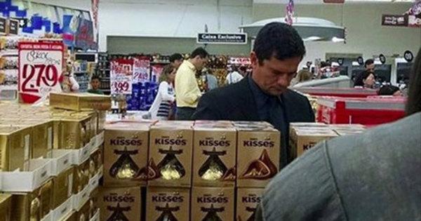 Juiz da Lava Jato é reconhecido em supermercado e recebe salva ...