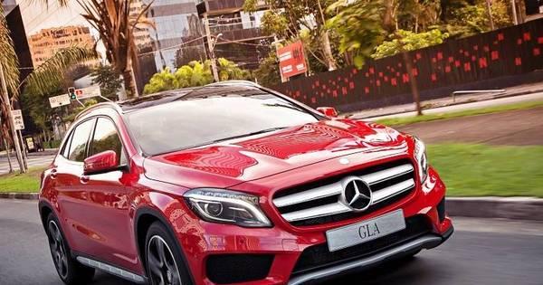 Mercedes-Benz lança o GLA 250, versão vitaminada do crossover ...