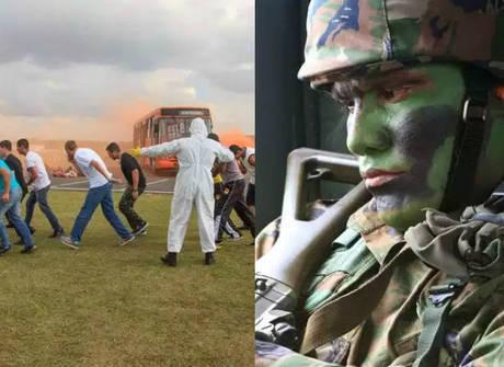 """Força Aérea anuncia preparação para o """"Apocalipse Zumbi"""""""