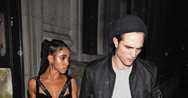Robert Pattinson e FKA Twigs estão noivos - Fotos - R7 Pop