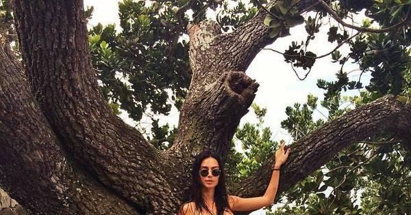 """Thaila Ayala exibe corpão em foto de biquíni: """" Sensualizando na ..."""