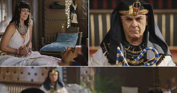 Ramsés aparece de surpresa em julgamento de Moisés; veja as ...