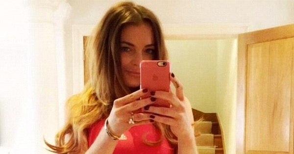 Lindsay Lohan vira piada ao diminuir cintura com aplicativo em foto ...