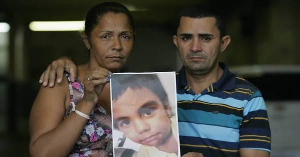 """""""Quem está sendo punida sou eu"""", diz mãe de Eduardo após PMs ..."""
