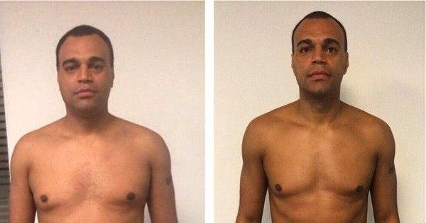 Denilson emagrece 12 quilos em 5 meses e Luciele Di Camargo ...