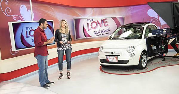 O Programa - Entretenimento - R7 Love School Escola Amor