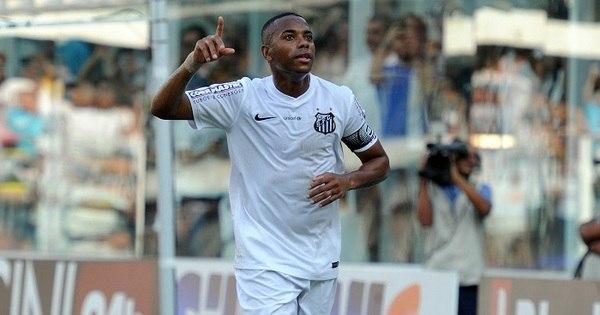 Santos pede ajuda a banco para manter Robinho longe do Rio de ...