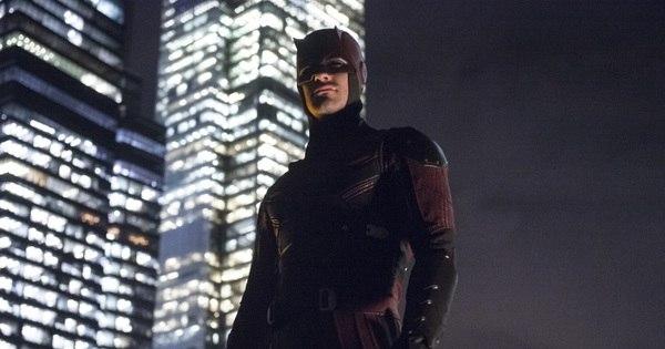 Veja fotos da armadura do Demolidor, a nova série de super-herói ...