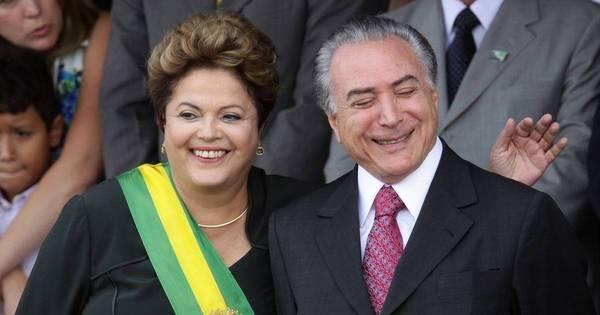 Supremo inclui menções a Dilma, Lula e Temer em investigação da ...