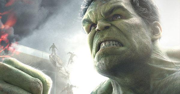 Mark Ruffalo vai ser o Hulk mais quatro vezes, mas direitos autorais ...