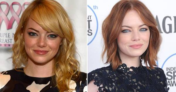 Ruiva ou loira: como você prefere o cabelo destas famosas? - Fotos ...