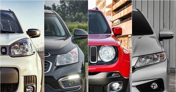 Veja quais são as cores preferidas de carros no mundo - Fotos - R7 ...