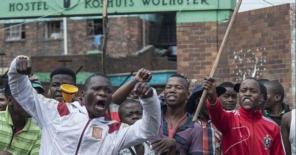 21 anos após fim do apartheid, África do Sul ainda mantém ...