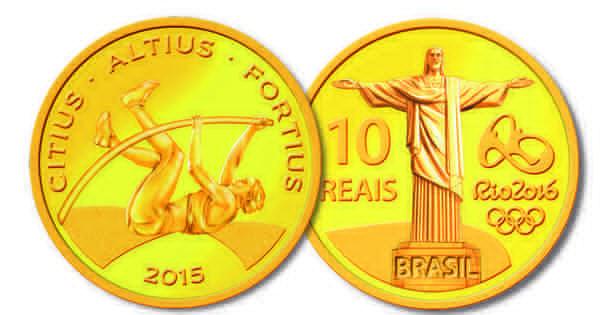 Banco Central lança novas moedas em comemoração às ...