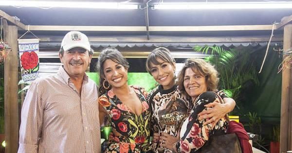 Giselle Itié mostra sabor caliente do México no Programa da Sabrina