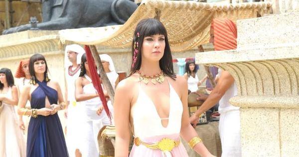 Estilo de Nefertari sofrerá alterações, revela figurinista de Os Dez ...