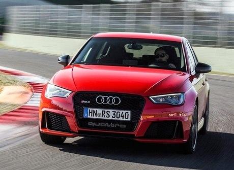 Novo Audi RS3, com 372 cavalos, chega ao Brasil no 2º semestre