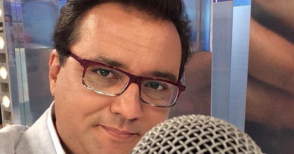 Geraldo Luis chora e revela como agradeceu a mãe após sua morte ...