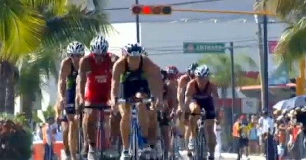 Veja a preparação de um triatleta para os Jogos Pan-Americanos ...
