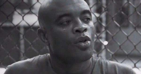Anderson Silva se irrita, fala palavrões e chora ao ser avisado de ...