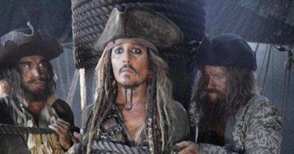 Piratas do Caribe 5 tem a primeira imagem divulgada ...