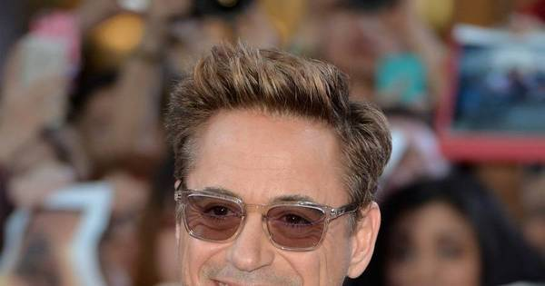 Governador da Califórnia perdoa Robert Downey Jr. por ...