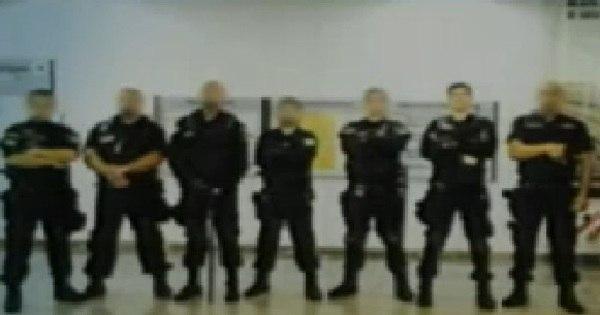 Denúncia: com armas, seguranças do Metrô DF agem como tropa ...
