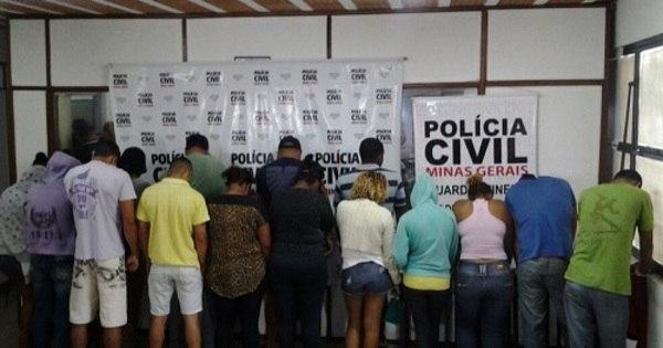 Operação termina com 19 presos por aplicar golpe de R$ 5 milhões ...