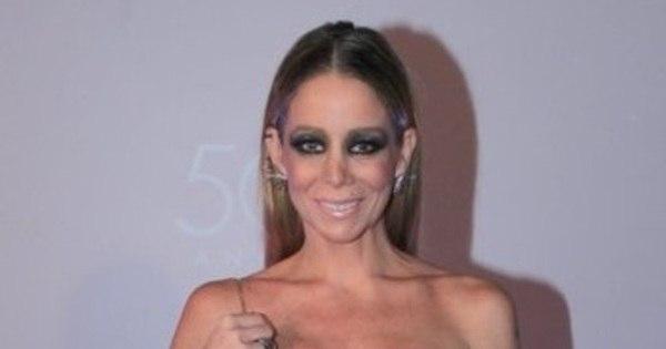 Danielle Winits causa polêmica com maquiagem errada em festa ...