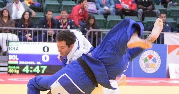 Tiago Camilo conquista novamente uma medalha de ouro ao ...
