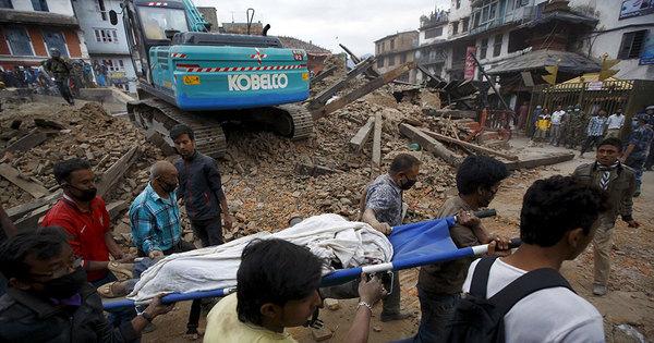 China, Haiti e Síria: veja quais foram os maiores terremotos em ...