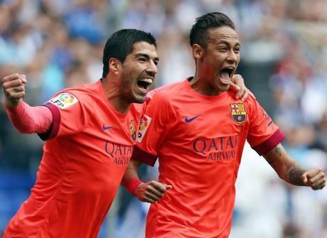 Neymar faz a diferença e Barça vence com um a menos