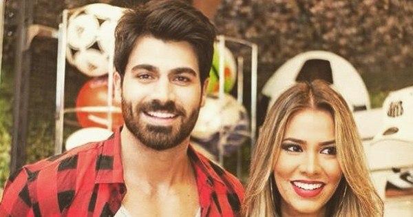Ex-BBB Adriana desabafa, mas não confirma fim de namoro com ...
