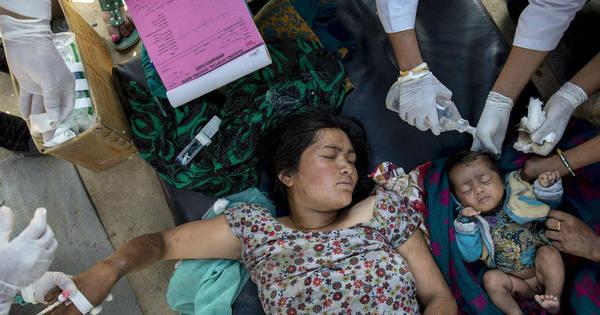 Terremoto no Nepal: 72 horas após o início dos tremores ...