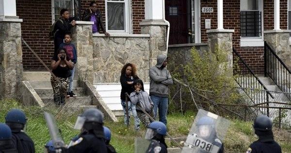 Morte de jovem negro em Baltimore deixa cinco perguntas que não ...