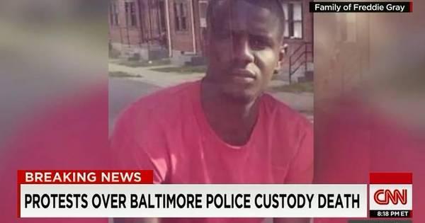 Policiais envolvidos na morte de jovem negro em Baltimore são ...