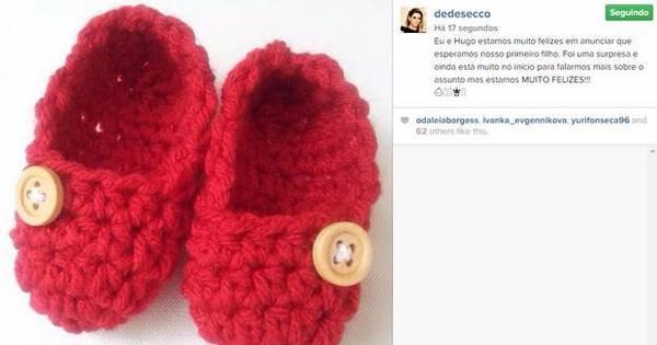 """Deborah Secco fala pela primeira vez sobre gravidez: """"Estamos ..."""