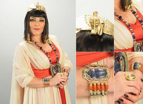 Inspire-se nas joias usadas pelas mulheres em <em>Os Dez Mandamentos</em>