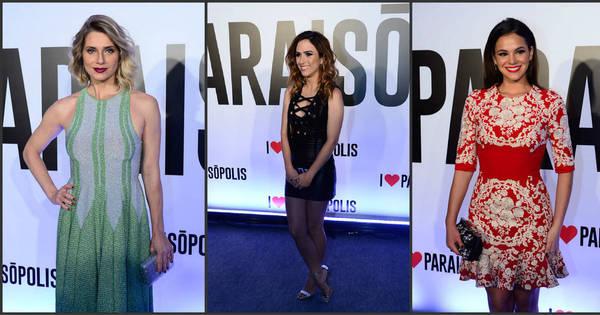Só no vestidinho! Bruna Marquezine usa look de R$ 21 mil em ...