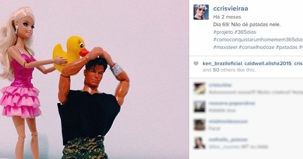 Fotógrafa usa Barbies para dar dicas de conquista para solteiras ...