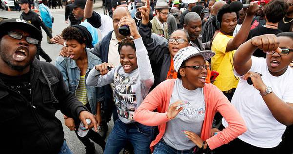 EUA já não vivem segregação institucionalizada, mas devem ...
