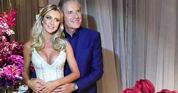Casamento de Roberto Justus e Ana Paula Siebert reúne famosos ...