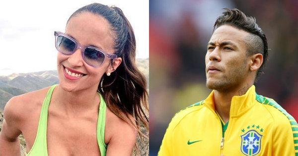 Modelo argentina esnoba Messi e prefere Neymar - Fotos - R7 Futebol