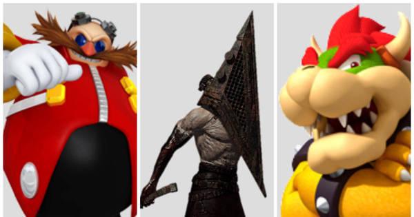 Olha o inimigo! Conheça os melhores vilões da história dos games ...