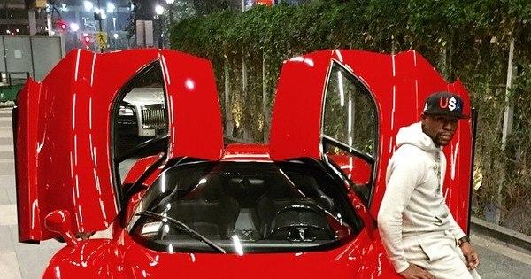 Ferrari, Bugatti e Rolls-Royce: veja os carrões do boxeador ...