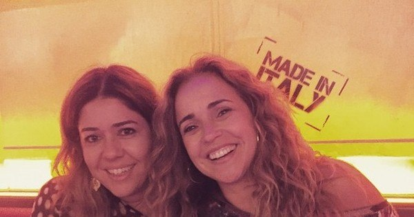 Daniela Mercury curte jantar romântico com Malu Verçosa ...