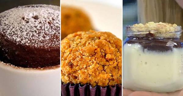 Sem ideias? Prepare três doces práticos e deliciosos feitos no Hoje ...
