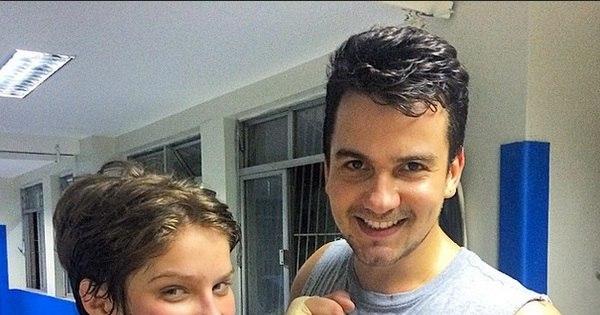 Isabella Santoni ainda se encontra com ex- namorado, diz jornal ...