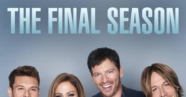 Com queda de audiência constante, American Idol vai acabar em ...