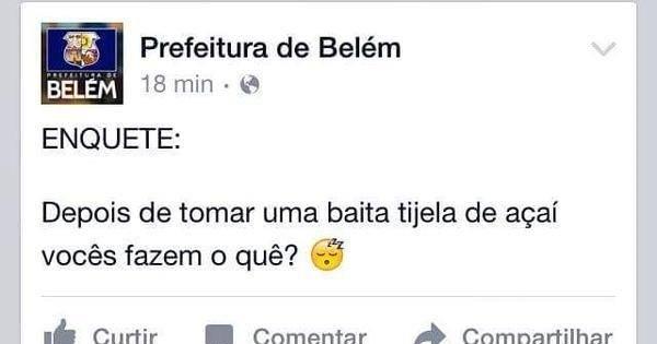 """Prefeitura de Belém recebe """"patada"""" de internauta - Notícias - R7 ..."""